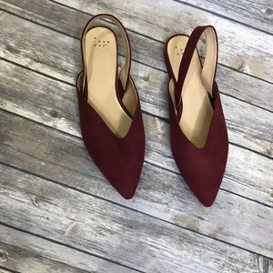 A New Day Mules/Flats